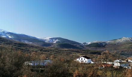 Panorámica Sierra de Béjar