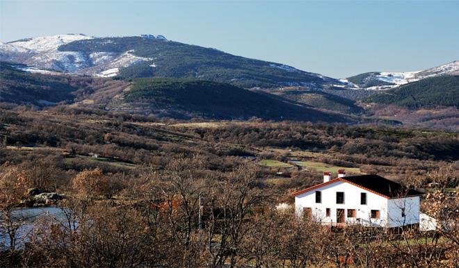 Refugio La Covatilla, Sierra de Béjar, esquí